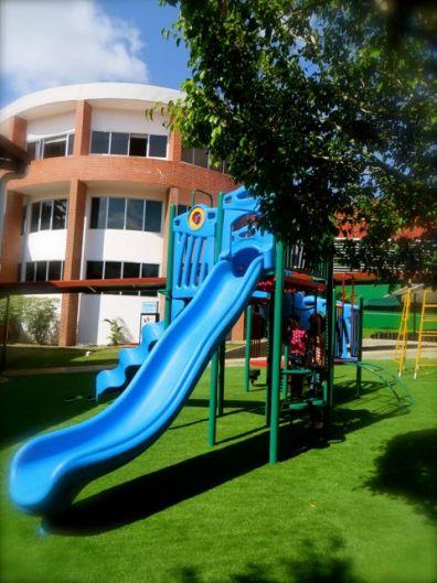 Panamerican School - Juego Infantil Segundaria3