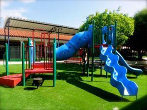 Panamerican School - Juego Infantil Segundaria4