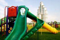 Parques Infantiles Panama en Bijao, Cocle, Panama
