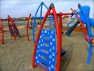 Parque en Colon Corredor