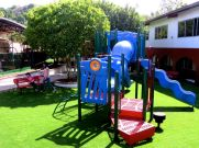 Parque Escolar en Panamerican School por Playtime