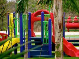 Parque Infantil en Bijao, cocle, panama