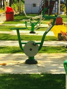 Equipos Bio Saludables instalados por Playtime Panama #parquesinfantilespanama #parques #exterior #infantiles #panama #playtime #juegos http://www.playtimepanama.com