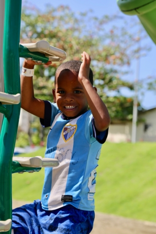 PARQUES INFANTILES PANAMA - PASEO MARINO COLON PLAYWORLD - 4