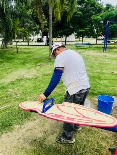 mantenimiento de parques infantiles biajo panama - 3
