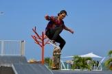 Parques Infantiles Panama - skatepark paseo marino colon - 2