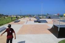 Skatepark Paseo Marino COlon - 1